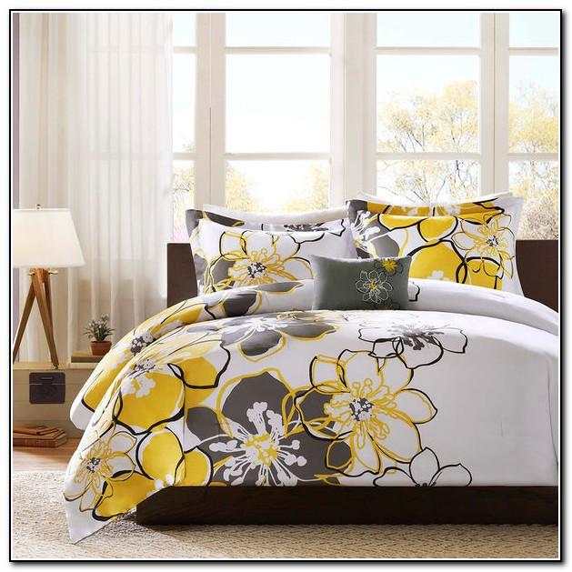 Yellow And Gray Bedding Kohls