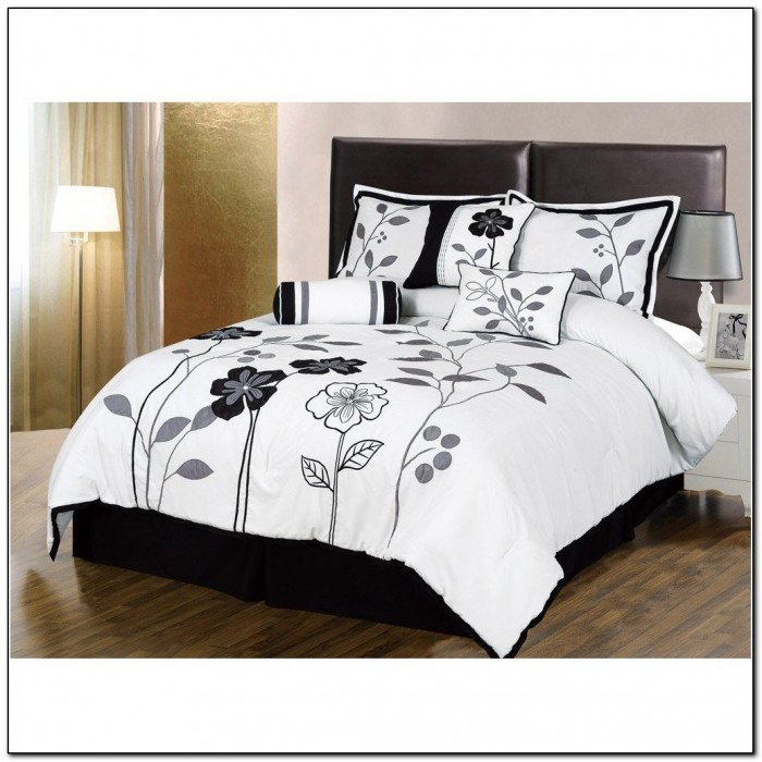 Black And White Bedding Sets Amazon