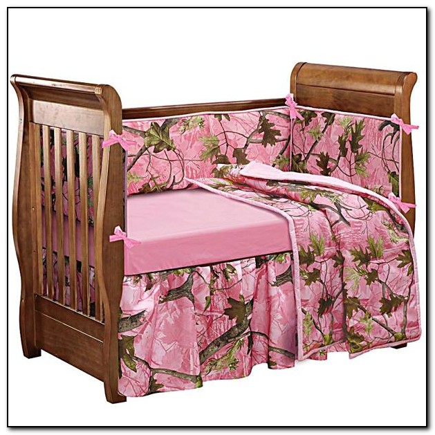 Browning Pink Camo Bedding