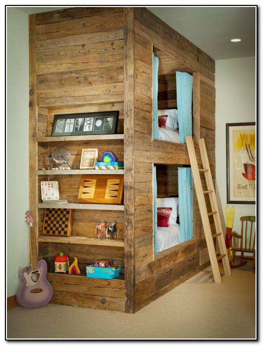 Built In Bunk Beds Uk
