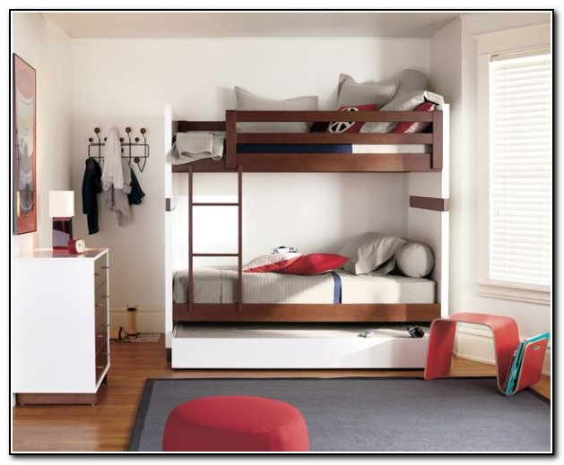 Bunk Bed With Trundle Canada