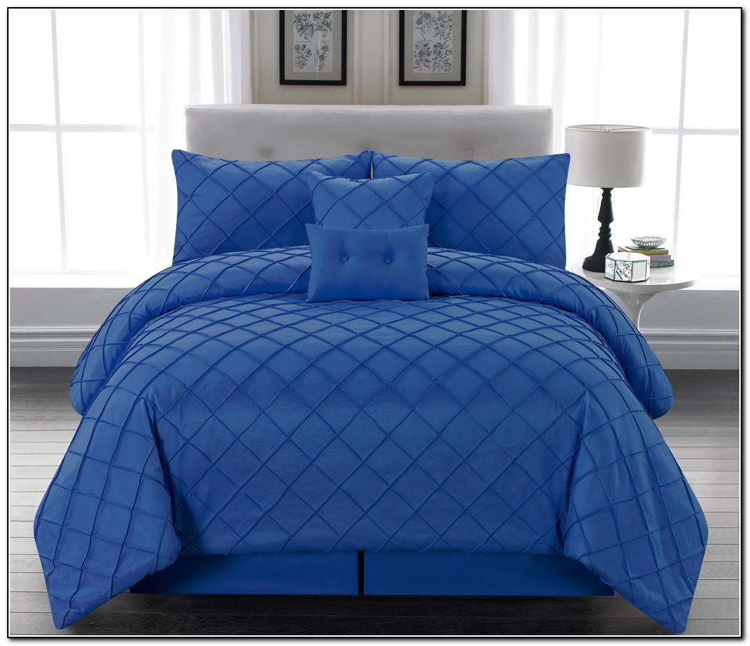 California King Bedding Sets Blue