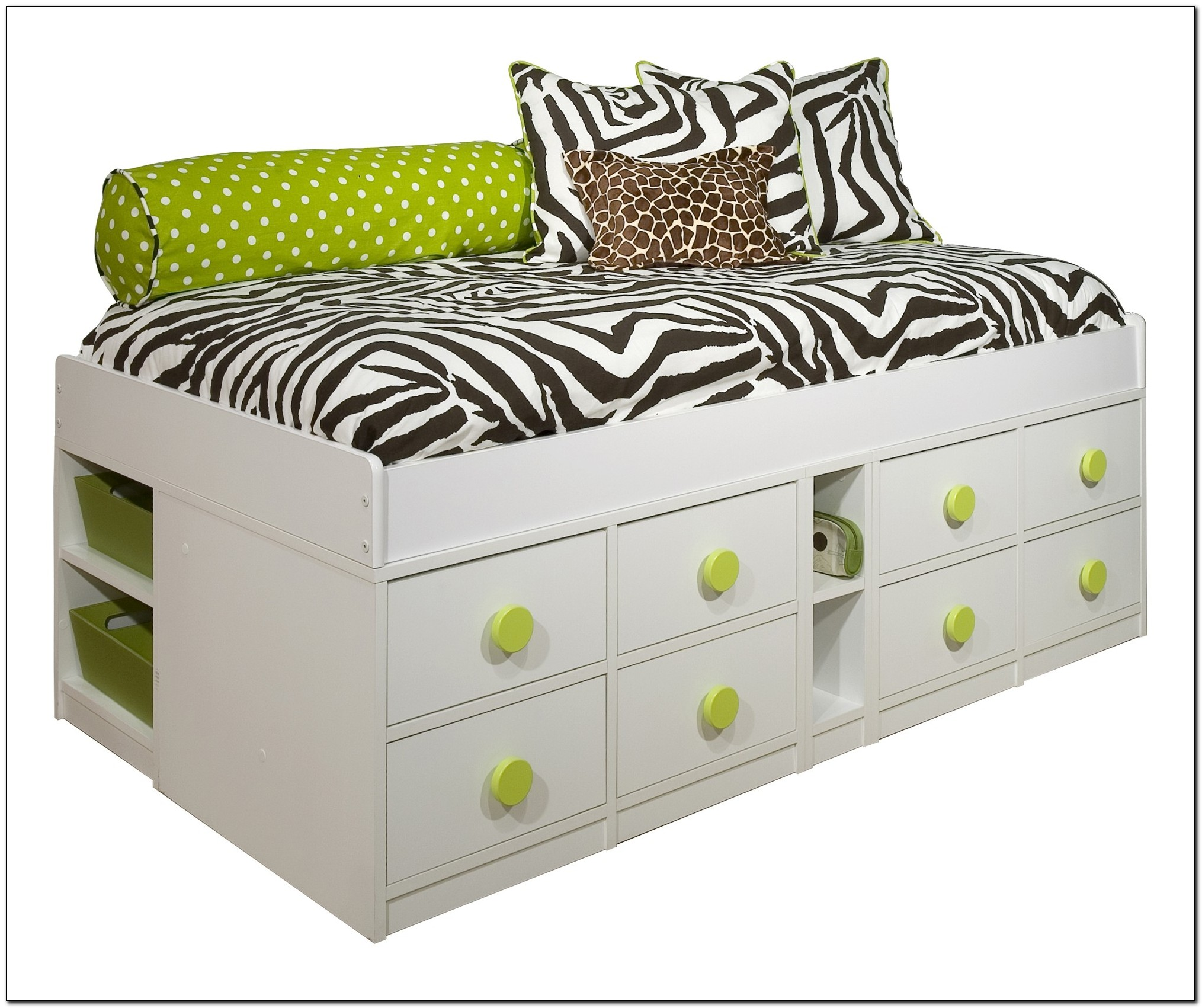 Cheap Twin Beds With Storage