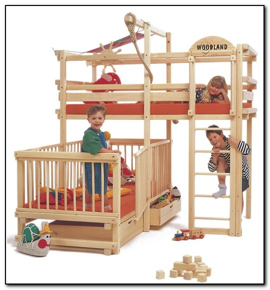 Cool Boys Bunk Beds