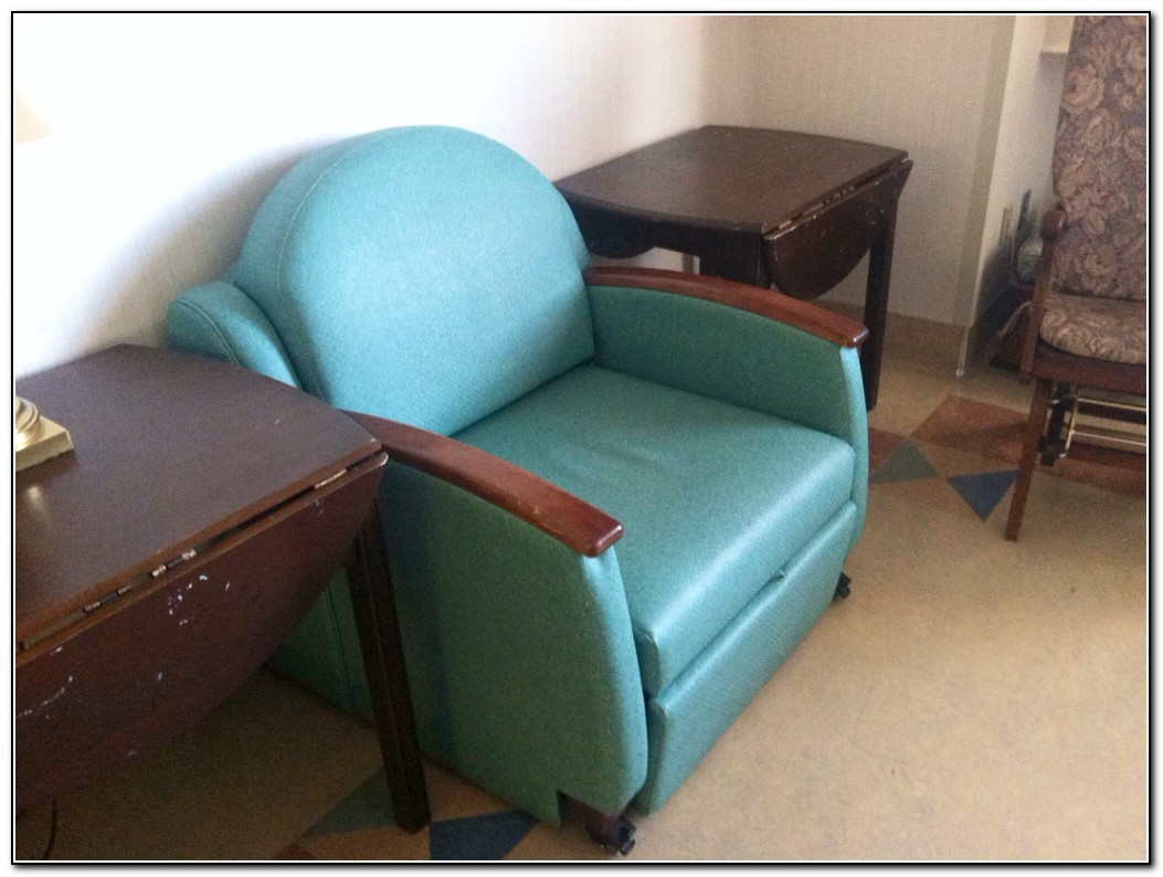 Fold Away Bed Chair