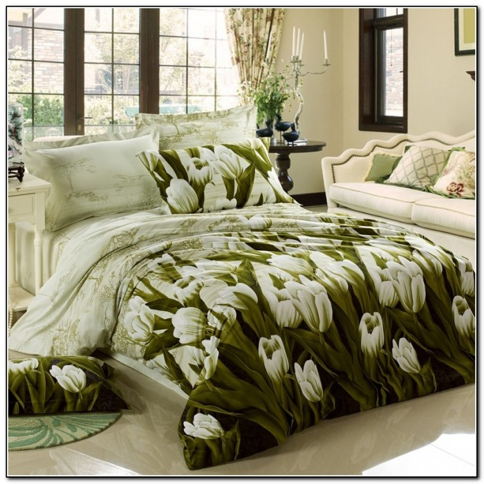 French Country Bedding Set