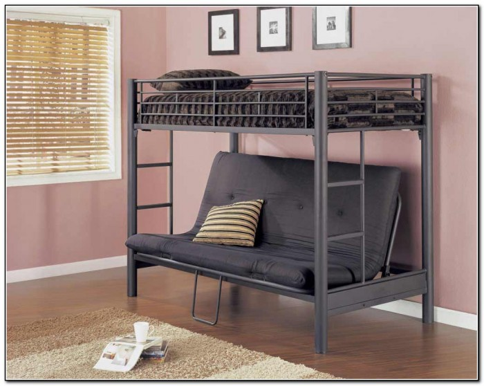 Futon Bunk Beds For Adults