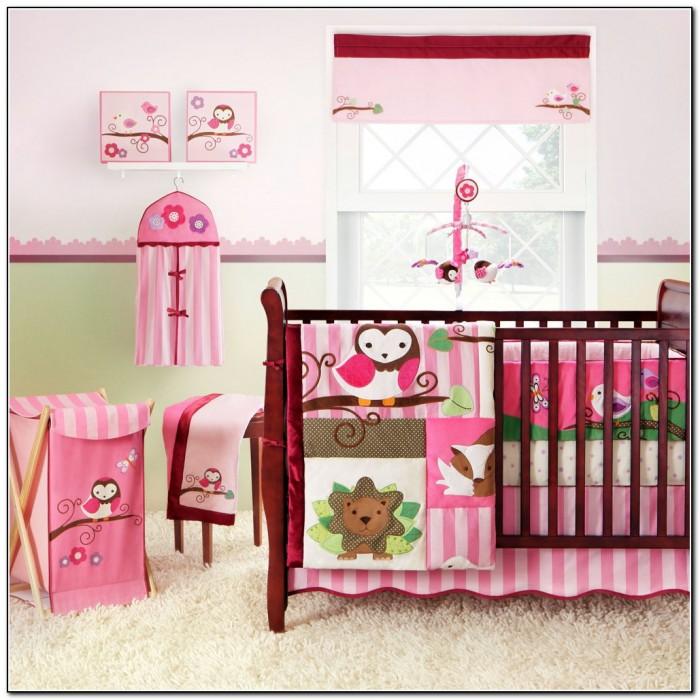 Girl Nursery Bedding Collections