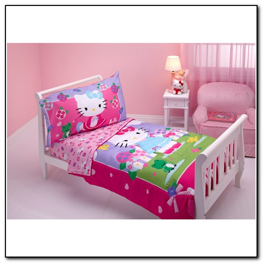 Hello Kitty Twin Bed In A Bag Beds Home Design Ideas