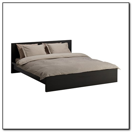 King Size Platform Bed Frame Ikea