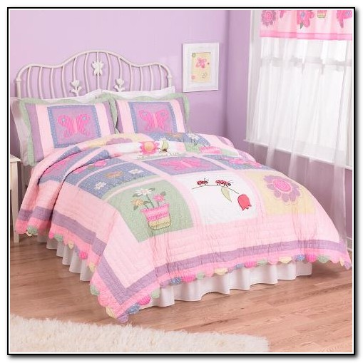 Girl Bedding Sets Twin Beds Home Design Ideas