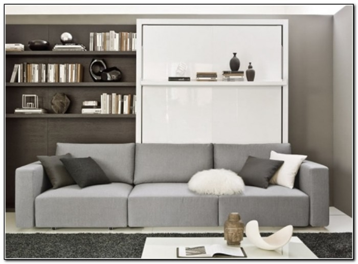 Modern Murphy Bed With Desk Beds Home Design Ideas