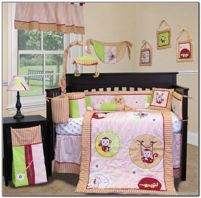 Unique Girl Crib Bedding Sets Beds Home Design Ideas