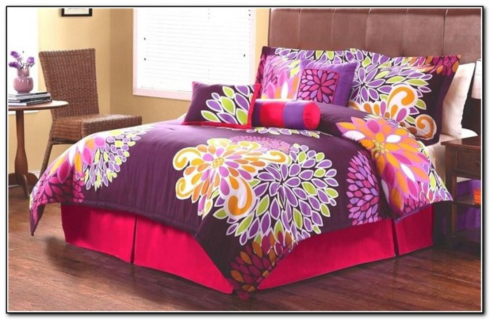 Queen Bed Sets For Girls