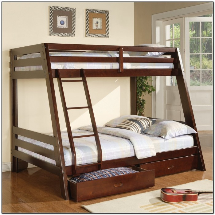 Queen Bunk Bed Canada