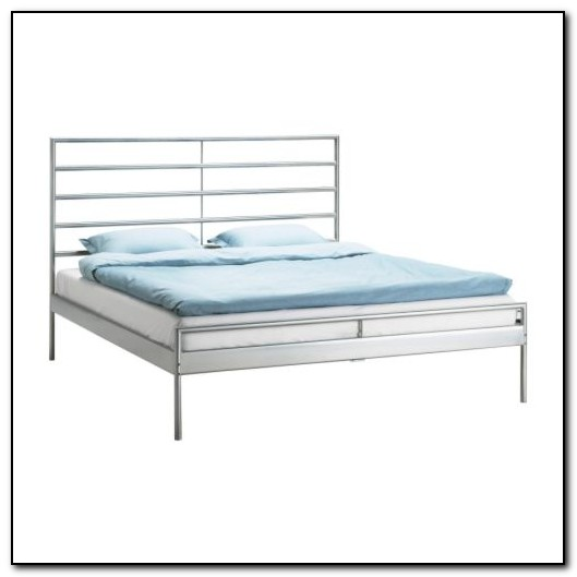 ikea queen bed frame instructions
