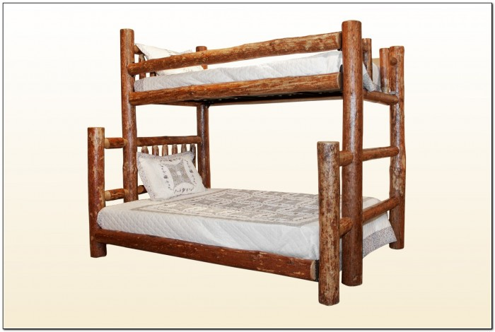 Queen Over Queen Size Bunk Beds