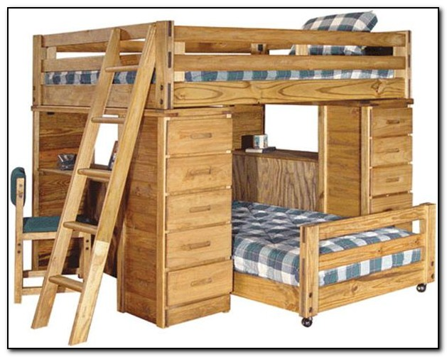 Queen Size Bunk Beds Canada