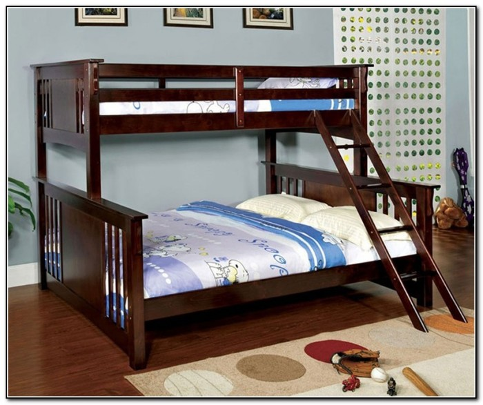 Queen Size Bunk Beds For Adults