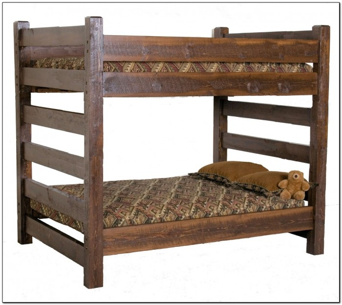 Queen Size Bunk Beds Plans