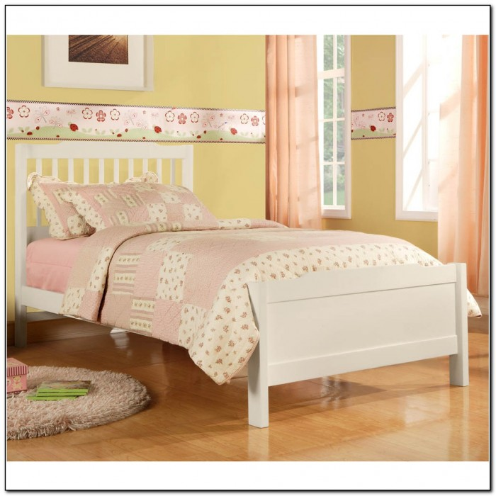 Twin Size Bed Frame For Kids