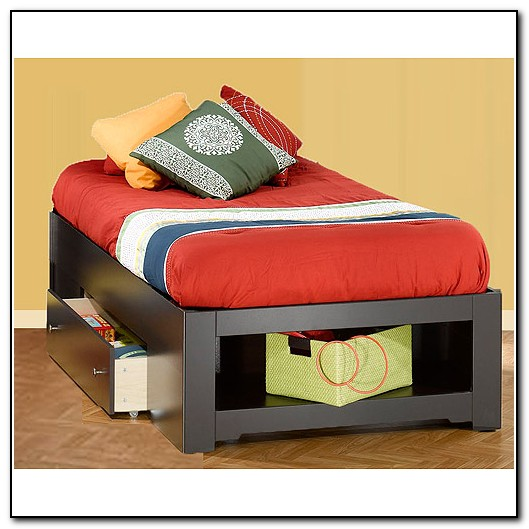 Twin Size Bed Frame Walmart