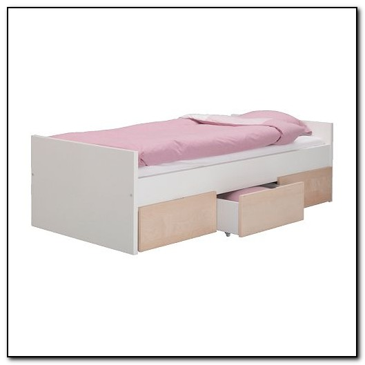Twin Storage Bed Ikea