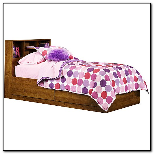 Twin Storage Bed Walmart