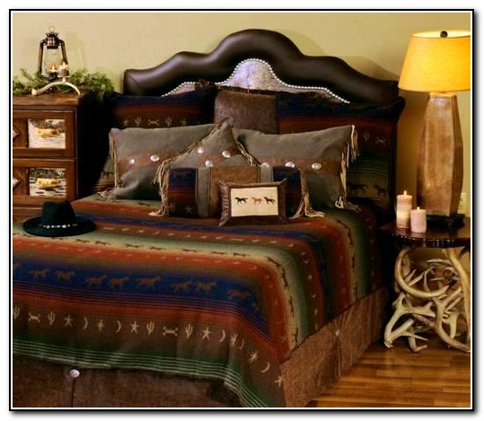 Western Bedding Sets California King