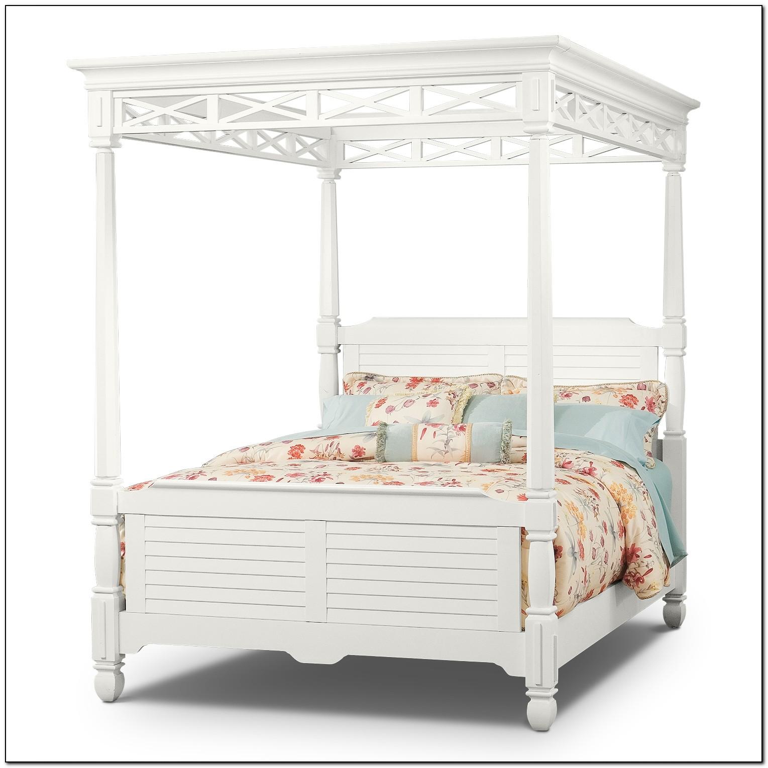 Queen Canopy Bedroom Set Beds Home Design Ideas