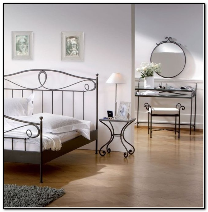 Wrought Iron Bed Bangalore