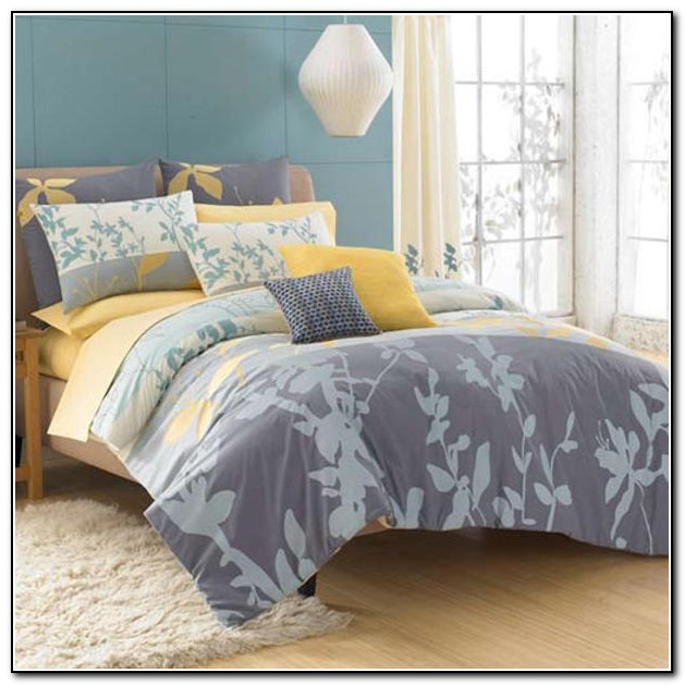 Gray Bedding At Bed Bath And Beyond : Yellow and grey bedding bed bath beyond download page