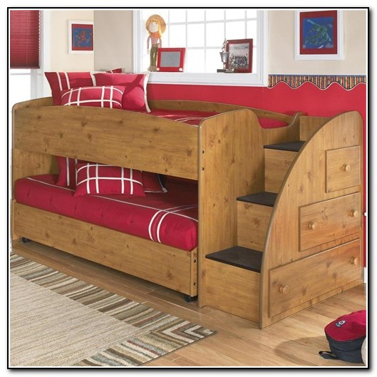 Ashley Furniture Bunk Beds With Stairs - Beds : Home ...