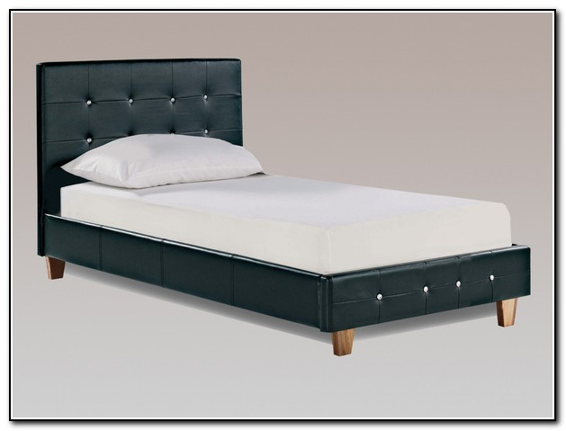 Black bed frame with diamonds beds home design ideas - How to get diamonds on design home ...
