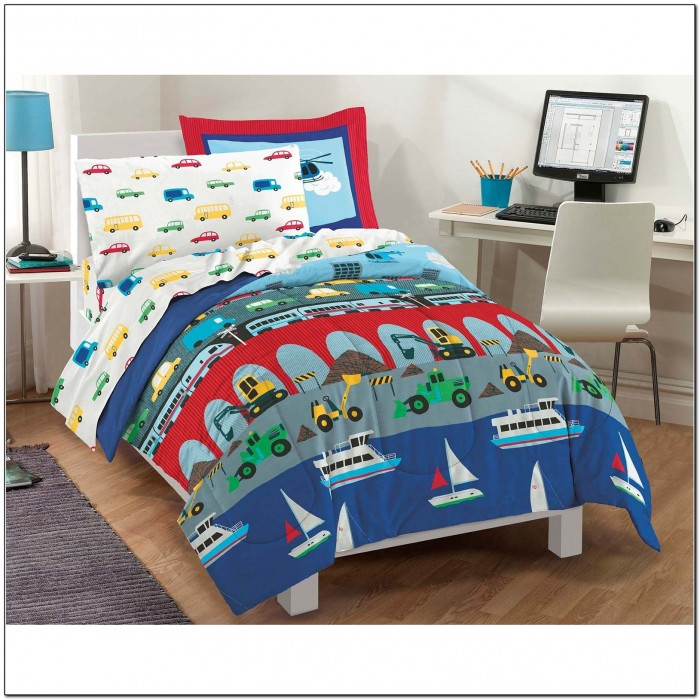 boys twin bed in a bag boys bedding sets beds home design ideas 9315