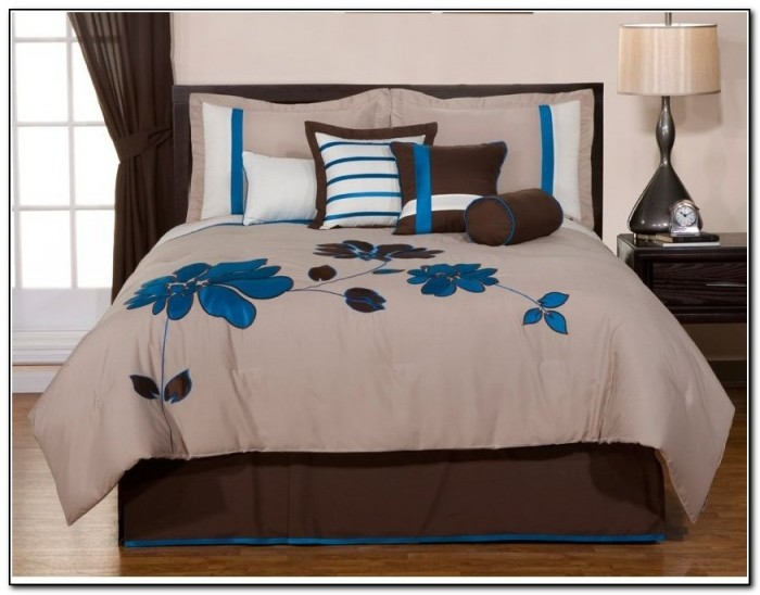 Brown King Size Bedding Sets