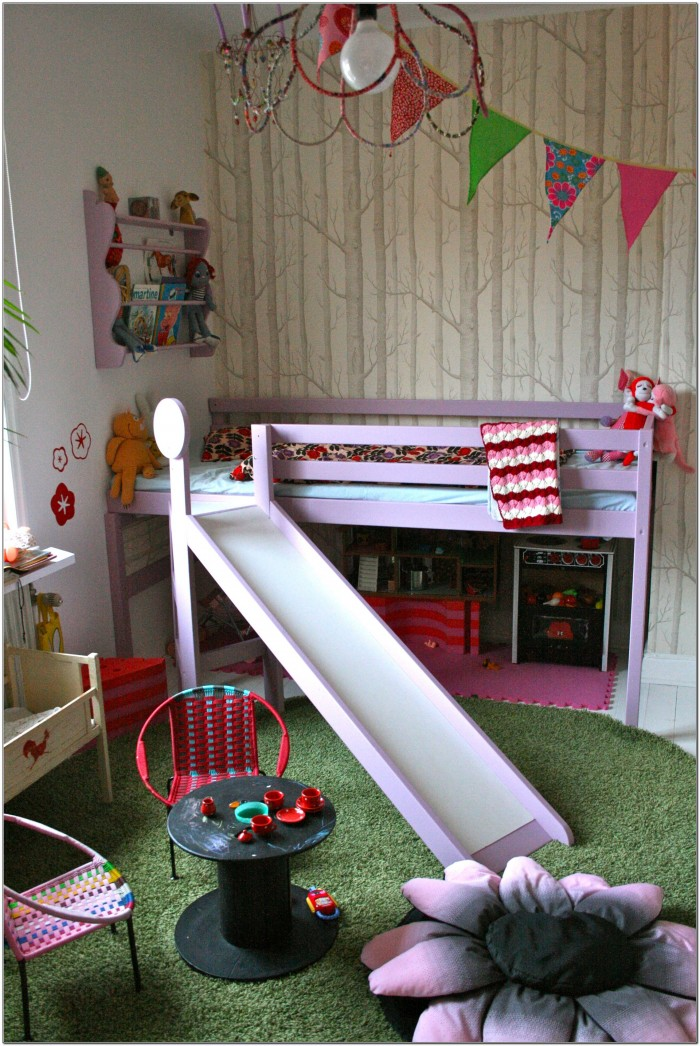 Bunk Beds With Slide Ikea