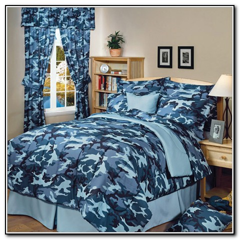 Camouflage Bedding Sets For Boys