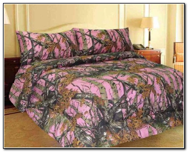 Camouflage Bedding Sets Full