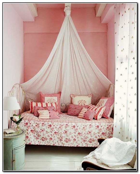 Girls Canopy For Bed