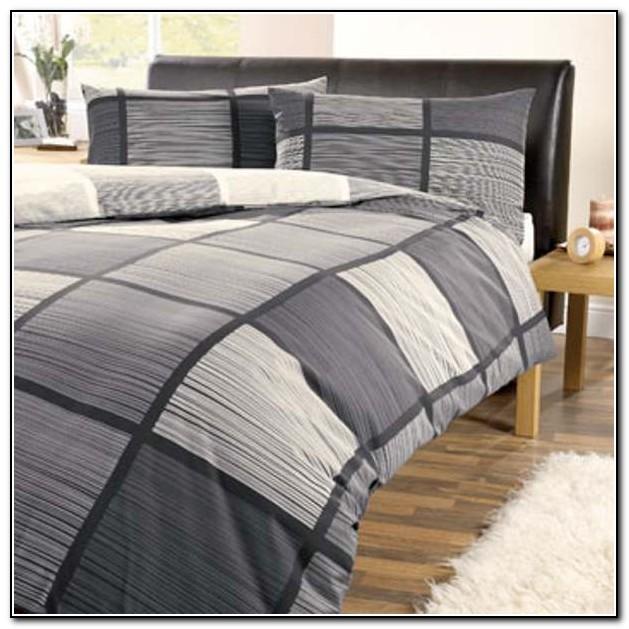 Grey And White Bedding Uk