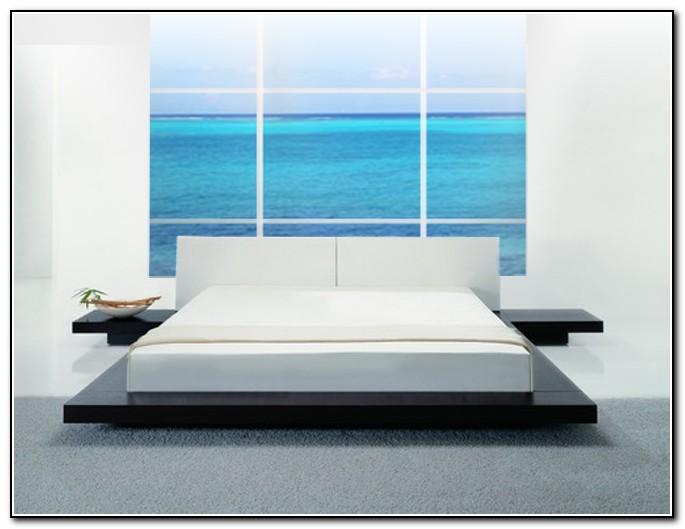 Modern Platform Beds With Lights Beds Home Design