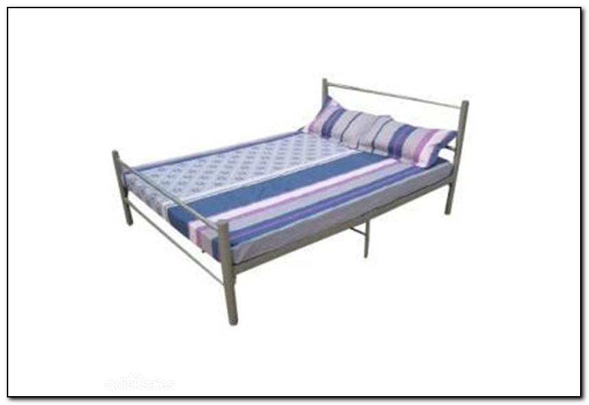 Metal Bed Frame Bjs