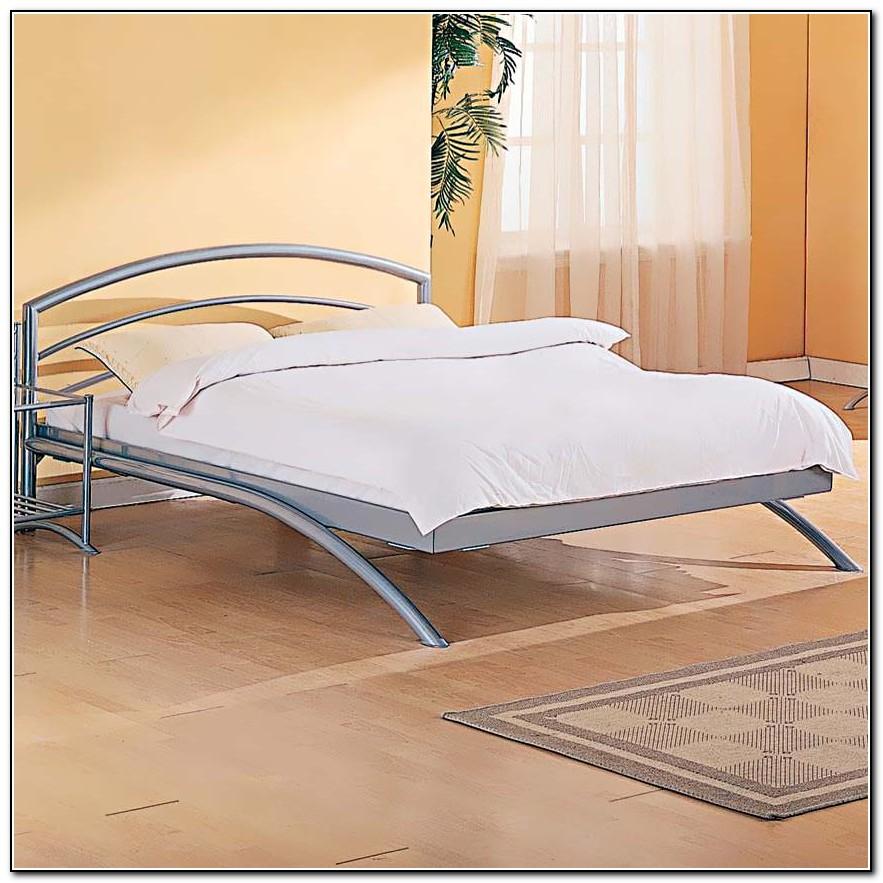 Metal Platform Bed Queen