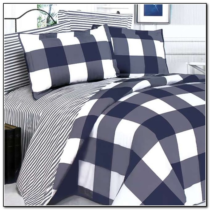 Navy And White Bedding Sets Beds Home Design Ideas