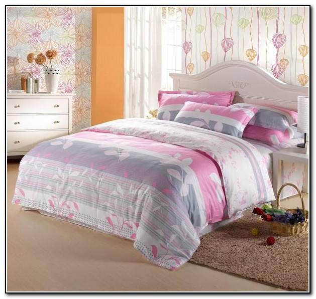 white grey and pink bedroom pink gray and white bedding page home design 20153