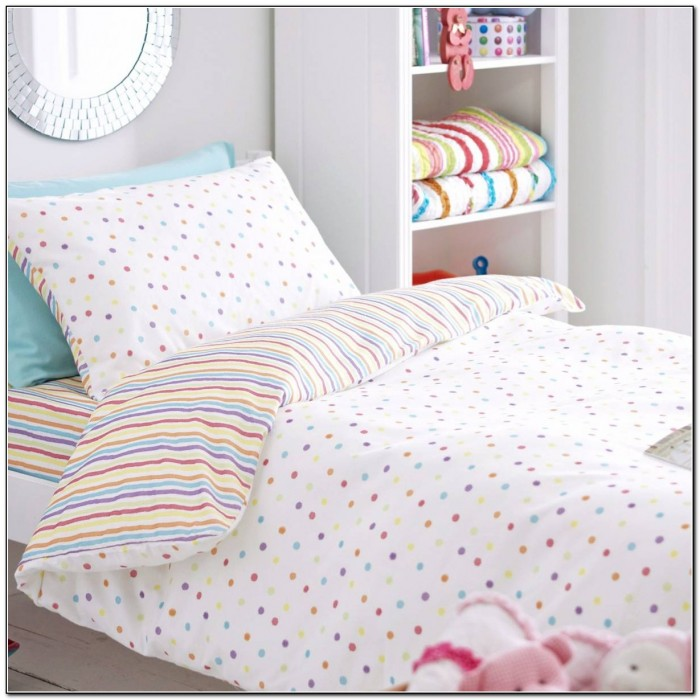 Polka Dot Bedding For Girls