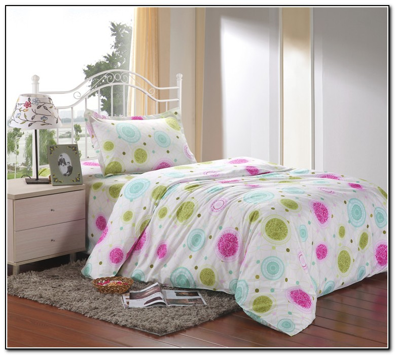 Polka dot bedding sets download page home design ideas for Polka dot bedroom ideas
