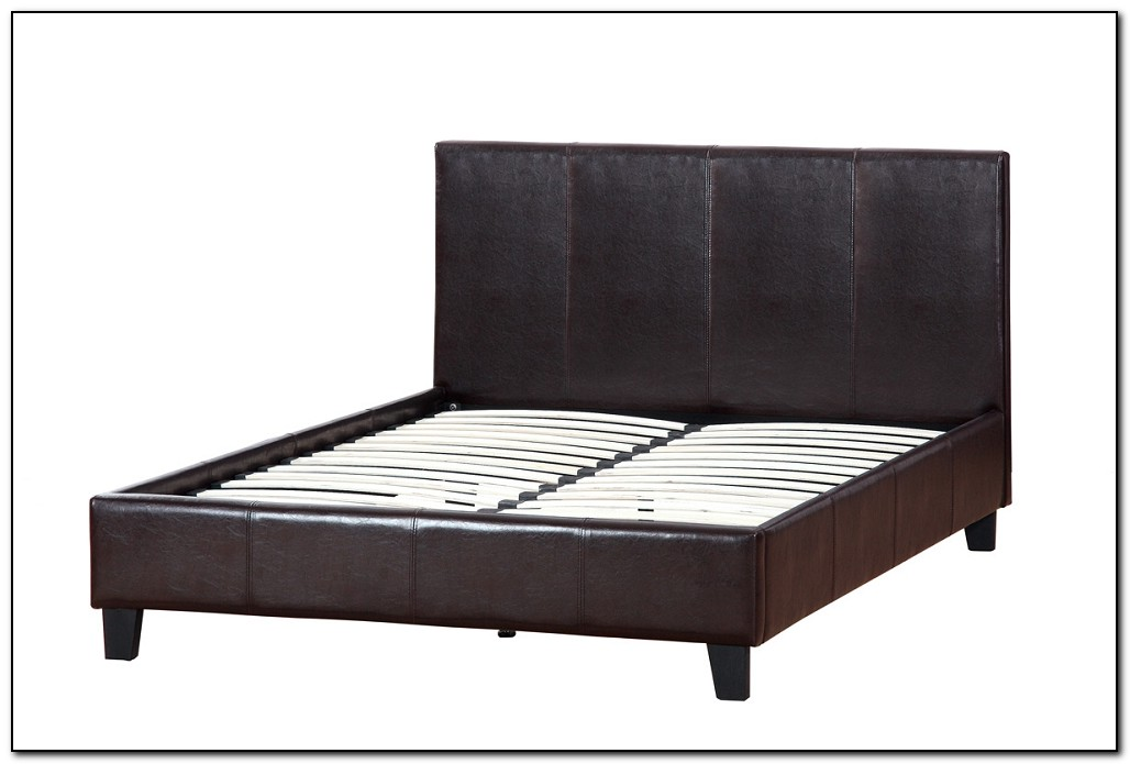 Queen Size Platform Bed Frame Walmart Beds Home Design