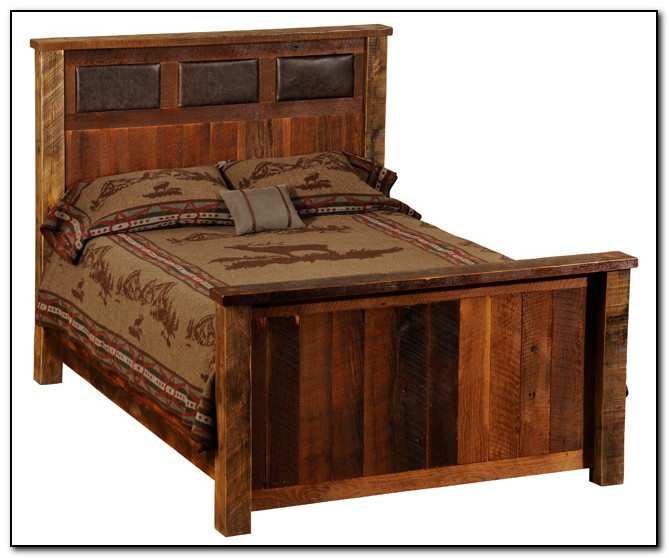Reclaimed Wood Bedroom Furniture